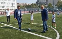 "Красен Кралев: Трудно е да се прогнозира кога ще се построи ""Арена Бургас"""