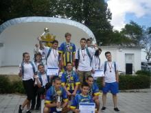 Търговищки отбор завоюва  бронза от национално ученическо състезание
