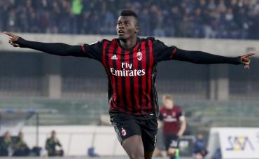 Арсенал се прицели в нападател на Милан