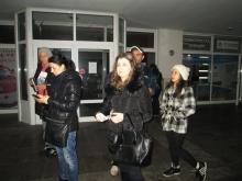 Майките в Добрич излязоха на протест заради ромските стипендии (снимки)