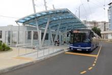 Средно по 56 851 лв. струва всяка една от новите автобусни спирки в Бургас