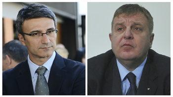 Каракачанов иска повече правомощия за президента, според Трайков са достатъчни
