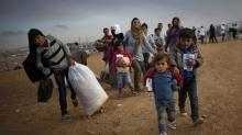 На спирка в Крушари заловиха 8 бежанци от Сирия, сред тях жени и деца