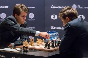 Карлсен и Каракин с реми след 7 часа игра