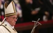 Бундестимът на аудиенция при папа Франциск
