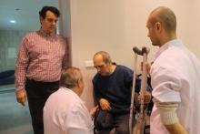 Рехабилитатор и ортопедичен техник прегледаха и  консултираха безплатно в Каварна