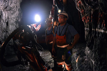 Рудникът в Челопеч отчита по-високи приходи за деветмесемчието