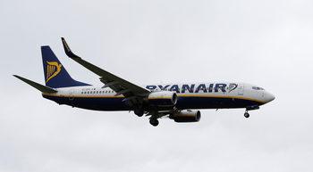 Ryanair ще трябва да върне 2 млн. евро нереглементирани субсидии