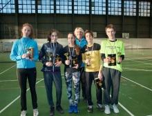 Коледен турнир по тенис събра 50 ученици