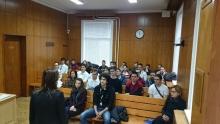 Ученици се запознаха с работата на Апелативния съд