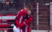 Рубен Пинто вкара за ЦСКА, съмнения за засада
