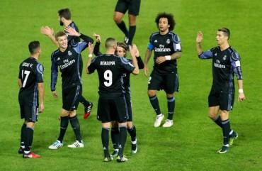 Намалиха наказанието на Реал Мадрид
