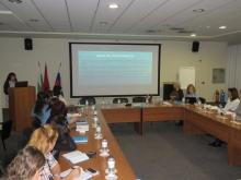Експерти от Шуменска област представиха резултатите в работата си с деца и семейства в риск