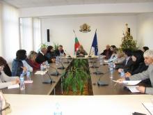 Областния щаб за защита на населението при бедствия и аварии ще координира доброволческите инициативи за Хитрино