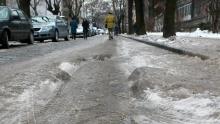 Почистването в град Търговище продължава