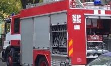 Гасиха два пожара в мазета на жилищни блокове