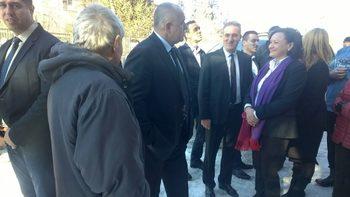Ивелина Василева подписа договорите за водните проекти на Приморско и Айтос