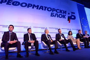 Мястото на ДСБ е в Реформаторския блок, според лидерите на Блока