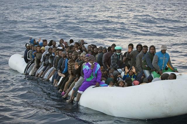 Смъртоносен прилив край Либия