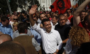 Заев: Македония ще има правителство до 15 дни