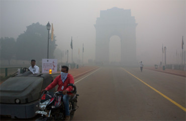 Замърсеният въздух в Индия и Китай убива милиони годишно