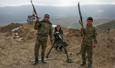 Отново ужас в Нагорни Карабах