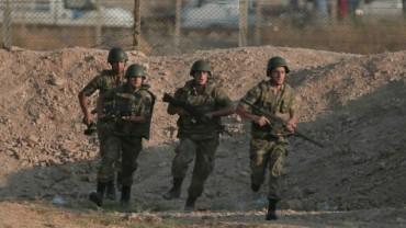 Турските сили убиха 10 членове на ПКК