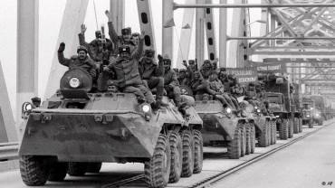 15 февруари 1989 г. СССР се изтегля от Афганистан