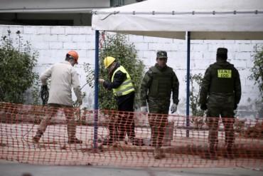 Обезвредиха бомбата в Солун