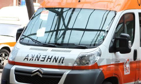 Жена загина в катастрофа край Благоевград