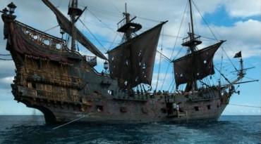 Най-страховитите пирати и техните кораби
