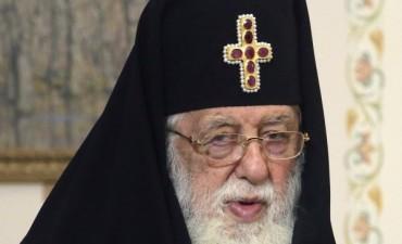 Предотвратиха опит за убийство на грузинския патриарх
