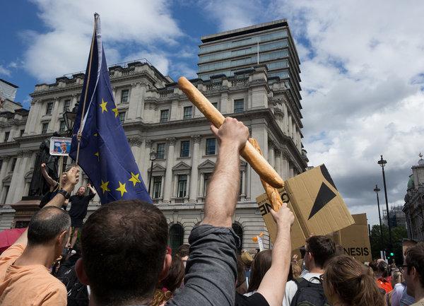 Над 33.3 млн. европейци ще са с неясен статут след Brexit