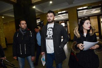 """Съдът ще се произнесе утре дали Бареков може да се яви на изборите с името """"Презареди България"""""""