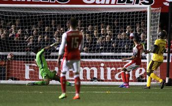 """""""Арсенал"""" с лекота допълни финалната осмица на ФА Къп"""