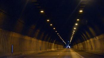 Проверка установи опасен тунел в Кресненското дефиле