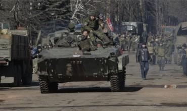 Прекратяване на огъня в Донбас
