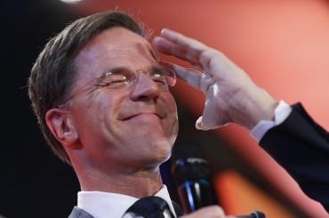 Европа поздрави Холандия за избора