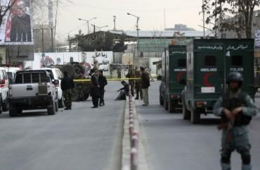 Кошмар от куршуми в огромна военна болница