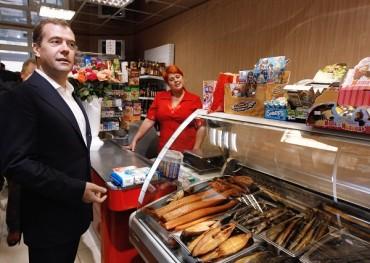 Медведев: Руската икономика отчита ръст