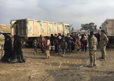 7 души са пострадали от химическо оръжие край Мосул
