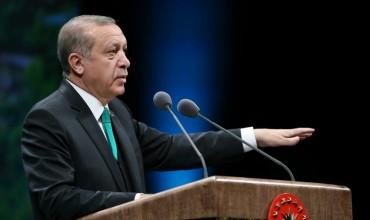 Ердоган: Докато аз съм диктатор, вие сте нацисти!