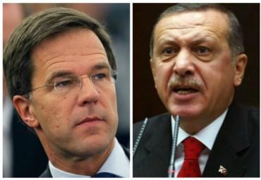 Европа vs. Ердоган: Войната загрубява