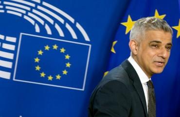 Лондонският кмет иска добри отношения с ЕС и след развода