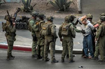 Вихър от куршуми в Лас Вегас