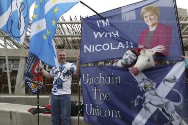 Шотлания не иска повече в Обединеното кралство