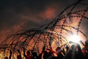 Бунт и масово бягство от мексикански затвор