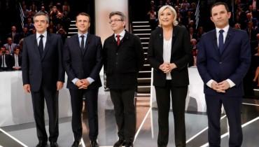 Френските кандидат-президенти кръстосаха шпаги