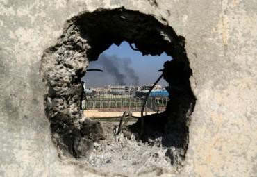 Една трета от Западен Мосул е отвоювана