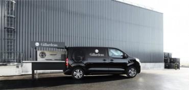 Peugeot проектира мобилен ресторант за известния производител на стриди Жилардо